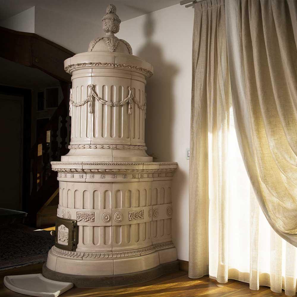 Stufe-design-villa-di-lusso stufe-collizzolli stufe-in-maiolica