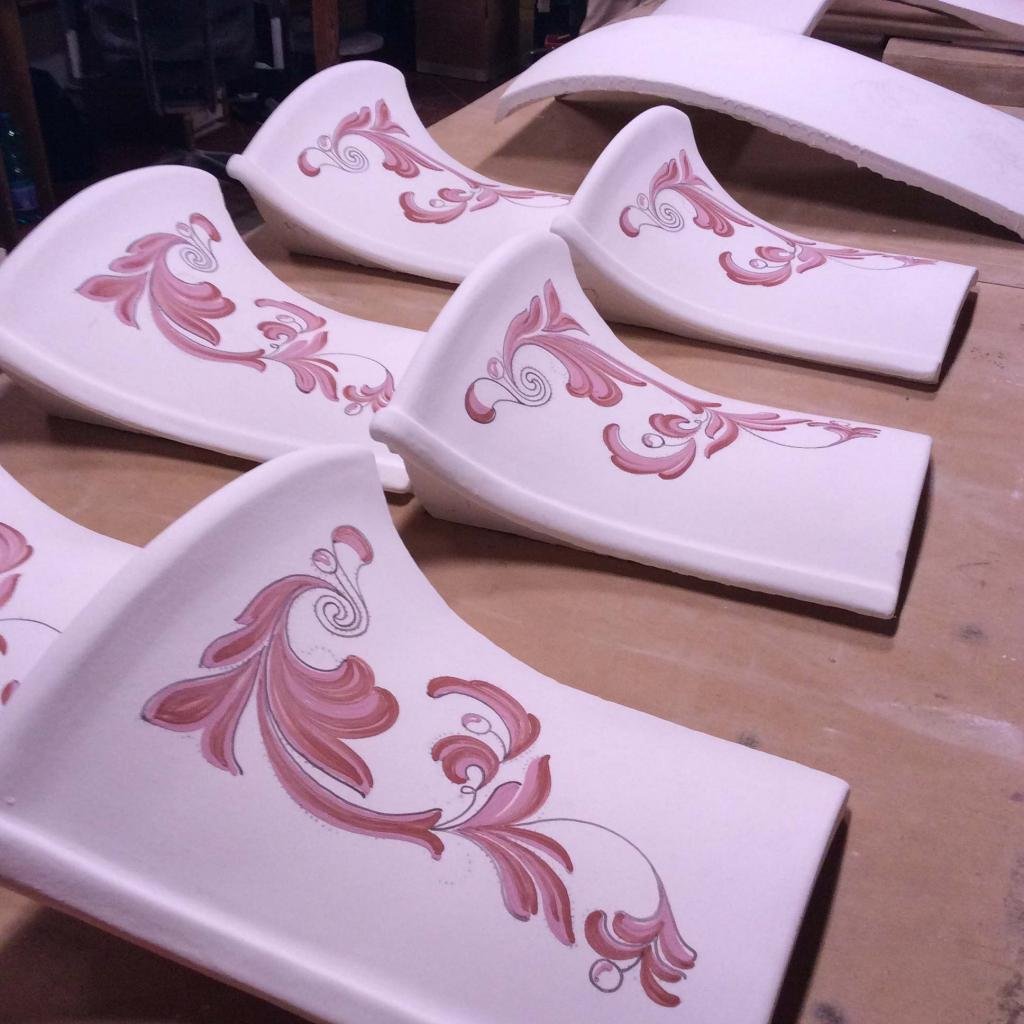 Stufe elettriche fatte a mano stufe in ceramica trentino alto adige