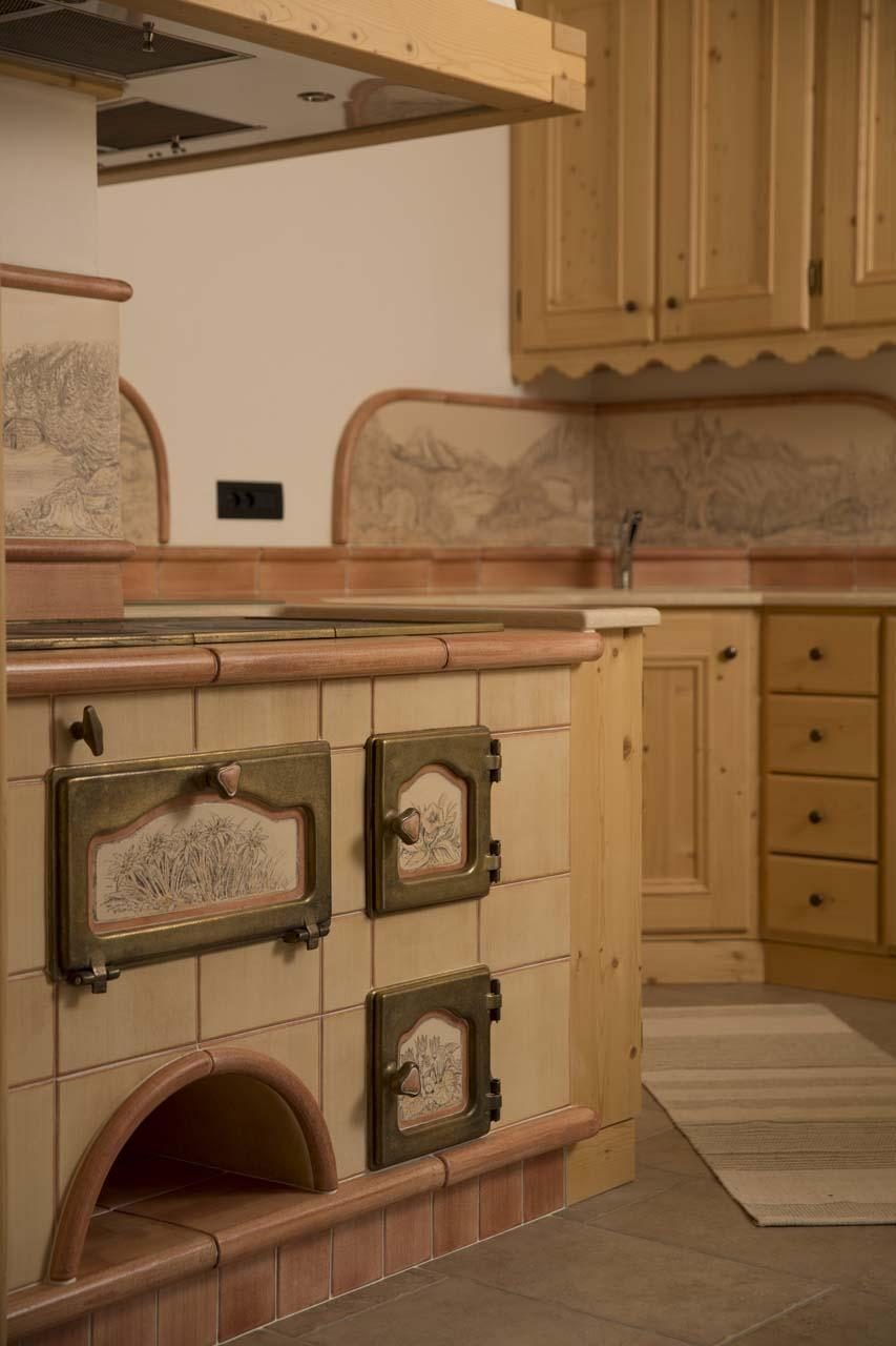 Forno Cucina In Muratura cucine in muratura, collezione